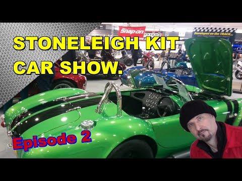 National Kit Car Show 2019, At Stoneleigh UK. Ep2.