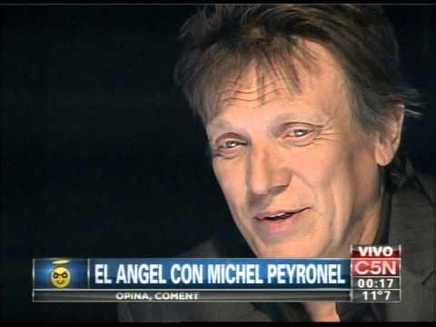 C5N – EL ANGEL DE LA MEDIANOCHE CON MICHEL PEYRONEL
