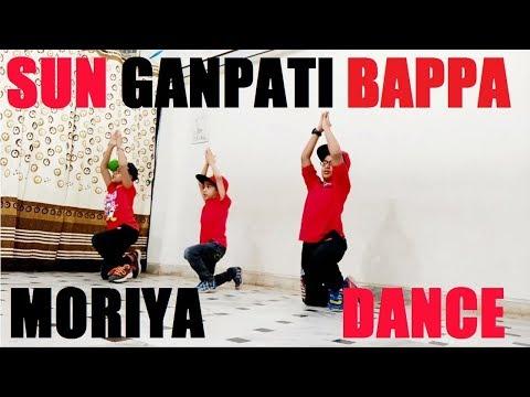 Suno Ganpati Bappa Moriya Dance (Judwaa 2 )