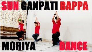 Suno Ganpati Bappa Moriya Dance Judwaa 2