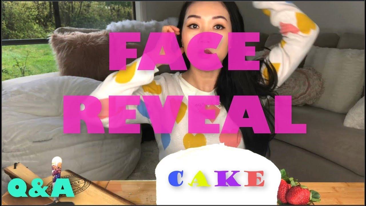 Mukbang Face Reveal Slow Soft Spoken Q A Birthday Rainbow Cake Strawberries Youtube See more ideas about asmr, eat, sas. mukbang face reveal slow soft spoken q a birthday rainbow cake strawberries