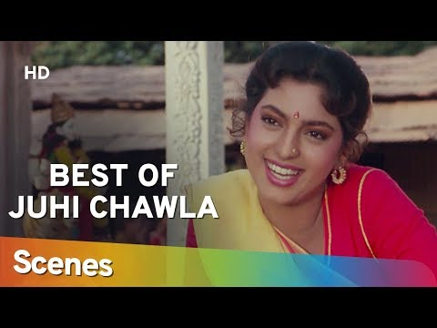 Best of Juhi Chawla Scenes from Benaam Badsha (HD) | Anil Kapoor | Shilpa Shirodkar - 90s Hit Movie