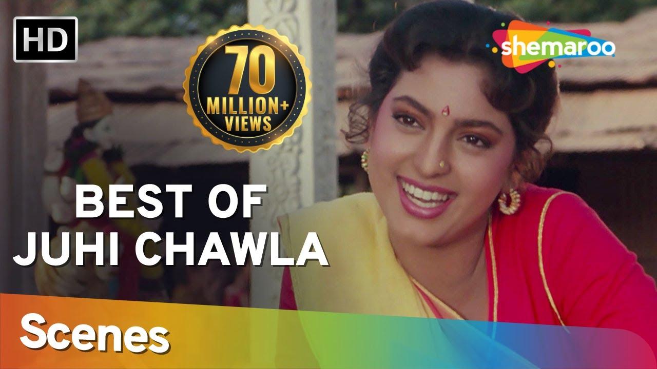 Download Best of Juhi Chawla Scenes from Benaam Badsha (HD) | Anil Kapoor | Shilpa Shirodkar - 90's Hit Movie