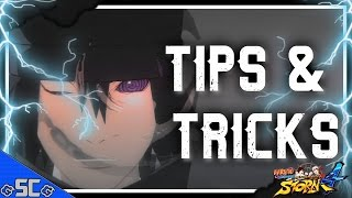 STORM Tips & Tricks 101 | NARUTO Ultimate Ninja STORM 4(I've been getting a lot of tweets and messages to make a video for Tips & Tricks since Storm Generations but i never thought i was good enough. I Still believe ..., 2016-04-09T21:11:06.000Z)