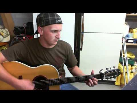 B-Rad Playing Stealing Cinderella by Chuck Wicks on Guitar