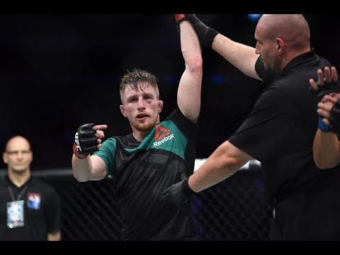 UFC Fight Night 166: Бретт Джонс vs. Тони Грейвли