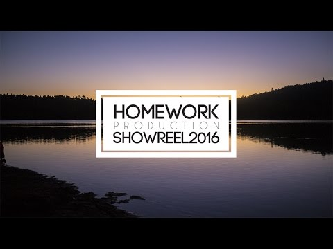 HomeWork Production - SHOWREEL 2016