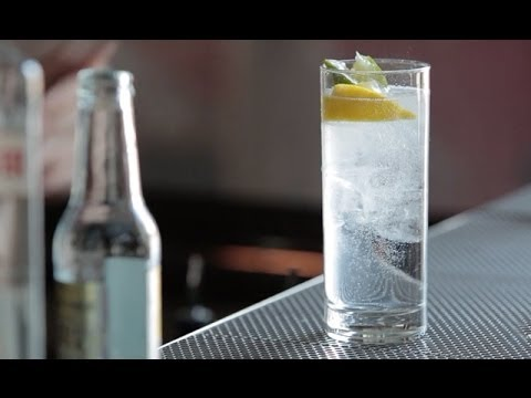 How to Make the Gin & Tonic - Liquor.com