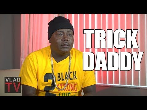 Trick Daddy on Gangsta Rappers Today Wearing Lipstick and Nail Polish (Part 1)