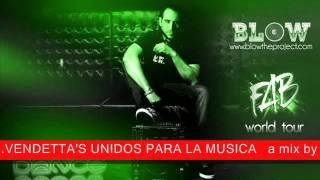 David Vendetta's Unidos Para La Musica - A mix by S.F.& DACID C REDLIGHT