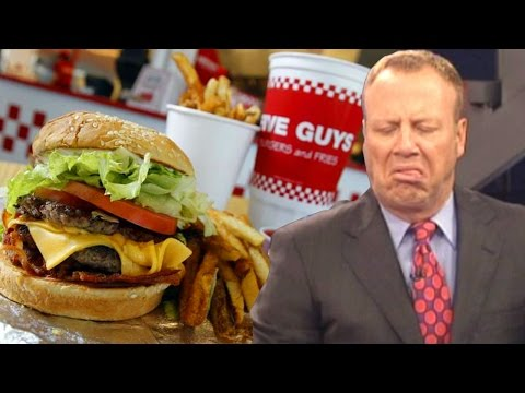 Burgers and Beards - Episode 1: Five Guys and Celebrity encounters