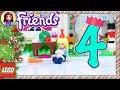 Day 4 Lego Friends Advent Calendar 2017 Silly Play Kids Toys