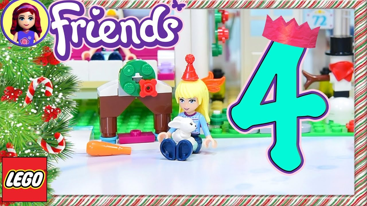 day 4 lego friends advent calendar 2017 silly play kids. Black Bedroom Furniture Sets. Home Design Ideas