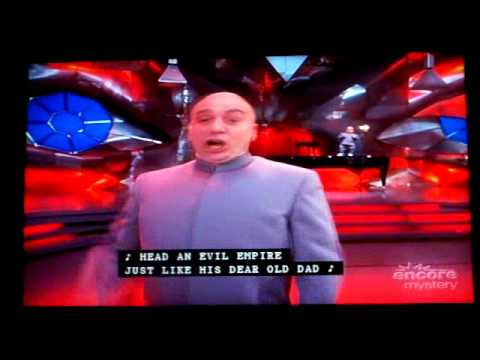 dr evil ft mini me just the two of us youtube. Black Bedroom Furniture Sets. Home Design Ideas