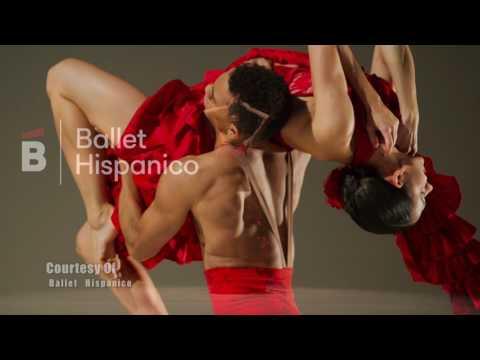 Ballet Hispánico 2017 Season Show