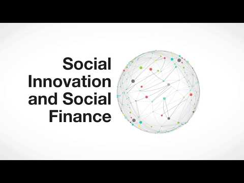 Social Innovation and Social Finance Strategy Co-Creation Steering Group