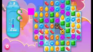 Candy Crush Jelly Saga Level 47 NEW (1st revision)