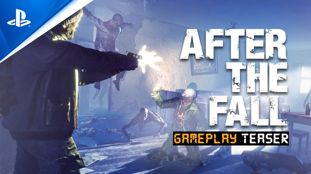 After the Fall - Gameplay Teaser | PS VR