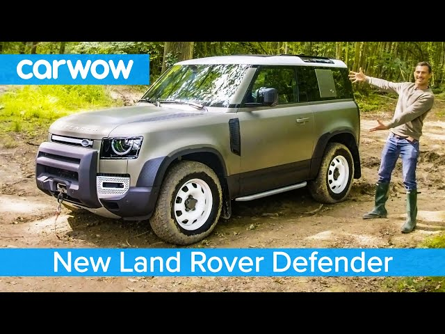 New Land Rover Defender 2020 in-depth walk round - EVERYTHING you need to know.