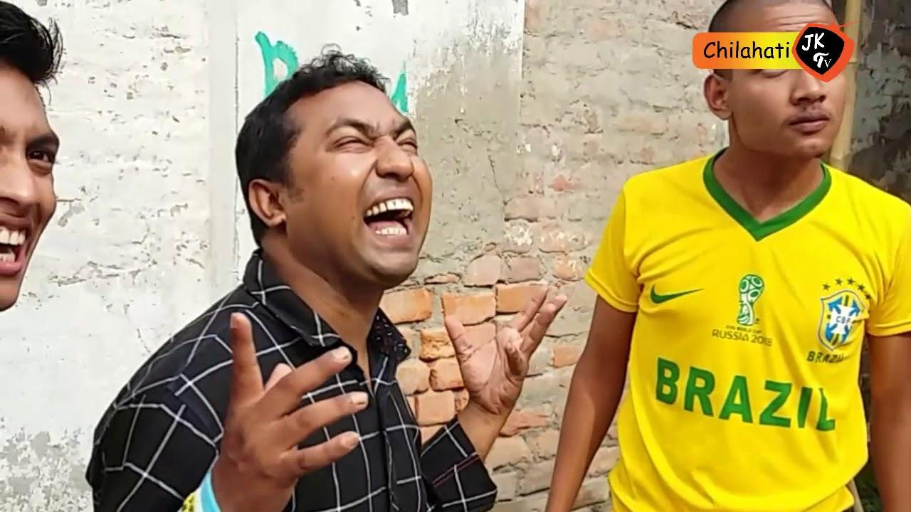 আর্জেন্টিনা বনাম ব্রাজিল সাপোর্টার কার বেশি | Argentina Vs Brazil | FiFa world cup,chilahati jktv