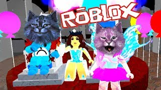 ЛЕО - КОРОЛЕВА БАЛА?!! ШКОЛА ПРИНЦЕСС в роблокс #6 Royale High School roblox