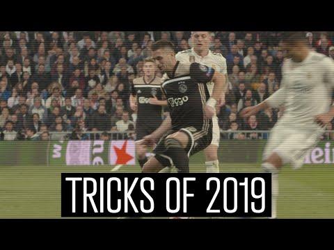 TRICKS OF 2019 - All The Ajax Tricks & Skills