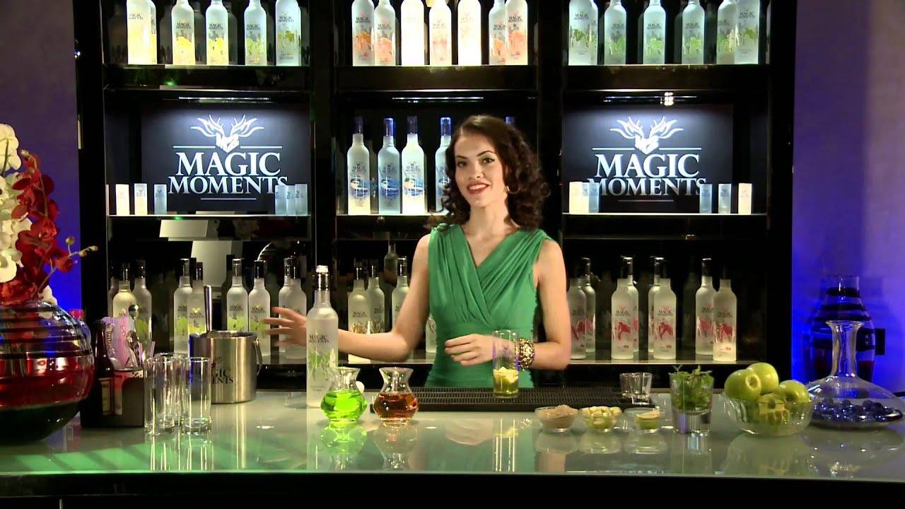 Magic Moments Vodka Remix Green Freeze Youtube