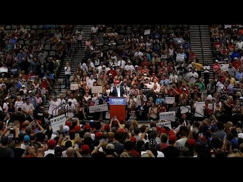 Live Stream:Donald Trump Rally from Tampa, Florida(Convention Center) {6-11-16}