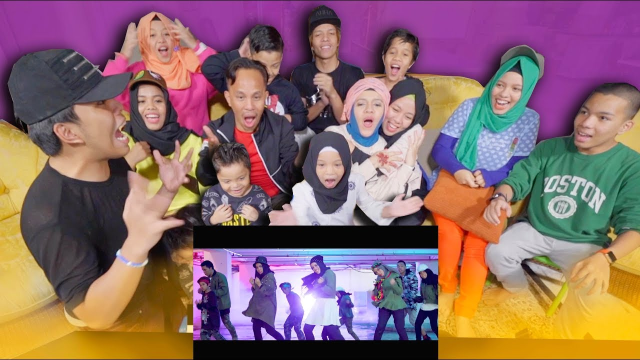 Squishy Gen Halilintar : Gen Halilintar Reaction Mic Drop BTS - YouTube