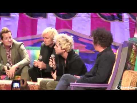 Green Day Interview Little Steven's Underground Show