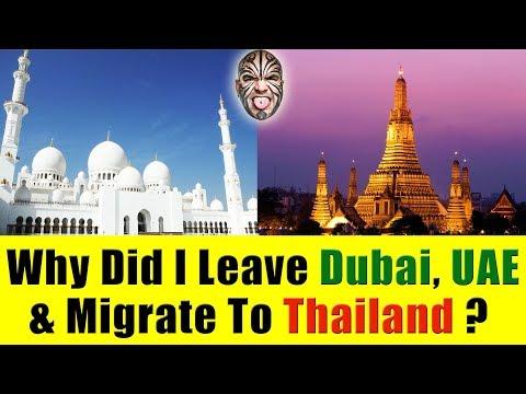 Did I Leave Dubai, UAE For Thailand For Thai Citizenship?