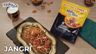 Best Jangri Recipe | Indian Sweet - Jangri | How to make Jangri