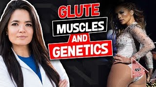 Glute Muscles and Genetics (Science)