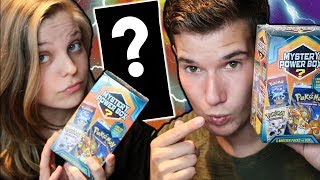 Bekommen wir ein ALTES Booster?🤫 POKÉMON Mystery Power Booster Opening