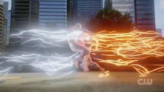 The Flash 6x01 - Flash Vs Godspeed