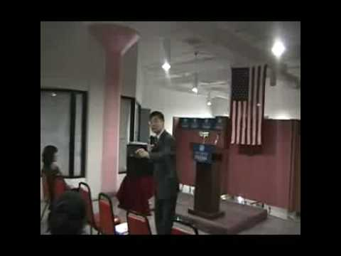 Gary Locke at Asia Plaza Cleveland, OH Pt 3
