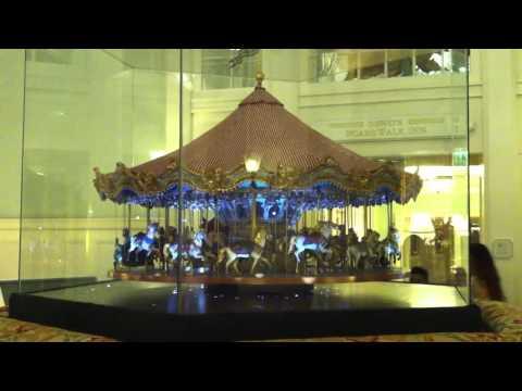 M. C. Illions and Sons Carousel - Disney's Boardwalk Resort
