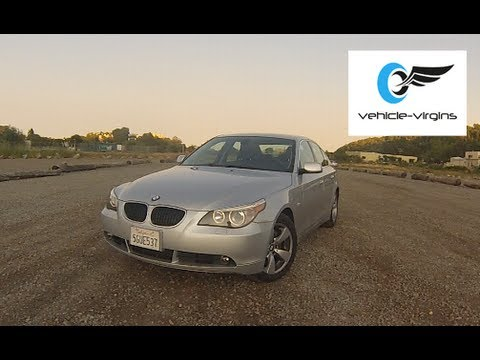 2004 BMW 530i Test Drive and Review  YouTube