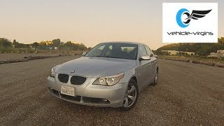 2004 BMW 530i Test Drive and Review