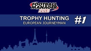 FM18 Journeyman - Episode 1 - JOBLESS ON FM2018
