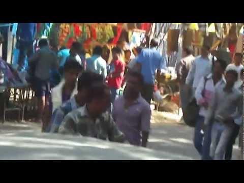 Sunday Market, Dehradun, Uttrakhand, India.