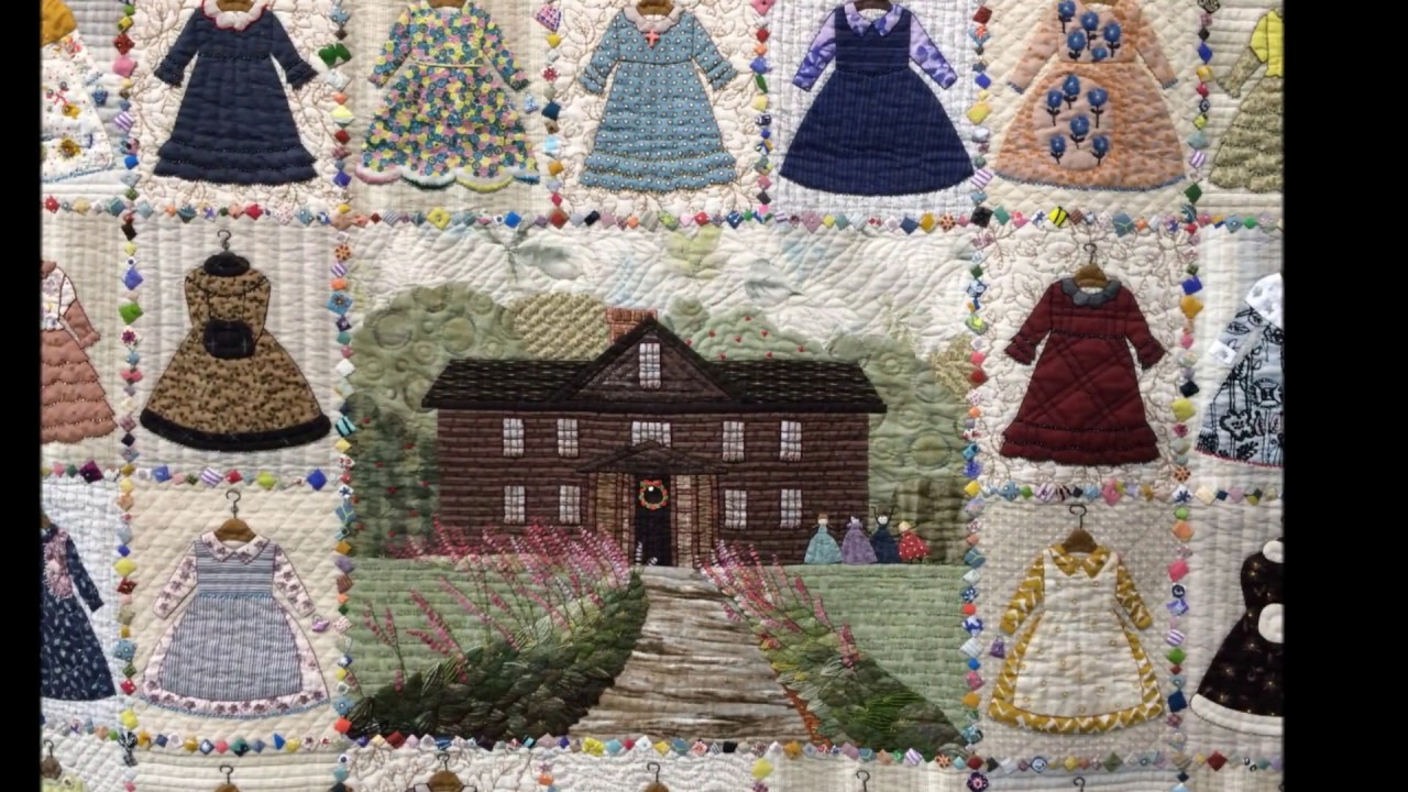 Quilt Festival Birmingham Orchard House At Tokyo International Great Quilt Festival 2018