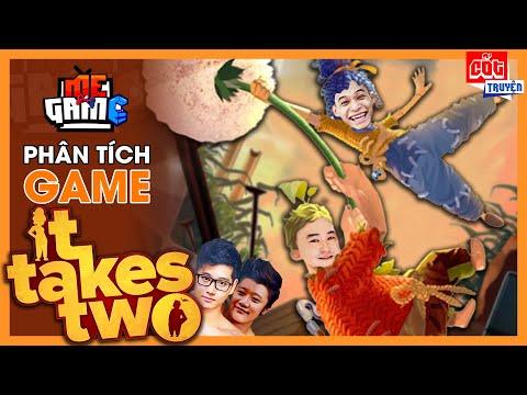 Phân Tích Game: It Takes Two - Game Vợ Chồng Son Của ĐỘ MIXI x XEMESIS & DŨNG CT x VŨ | meGAME