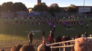 VUU A.O.S Marching Band 2015 (VA vs NC BOTB Round 2)