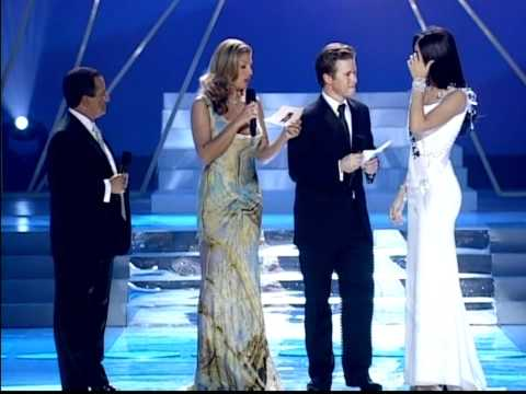 MISS UNIVERSE 2003 Top 5 Interview