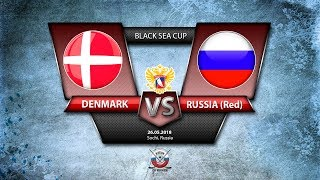 Black Sea Cup. Denmark - Russia Red