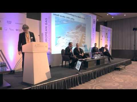 European Gas Conference 2016 - Day 1