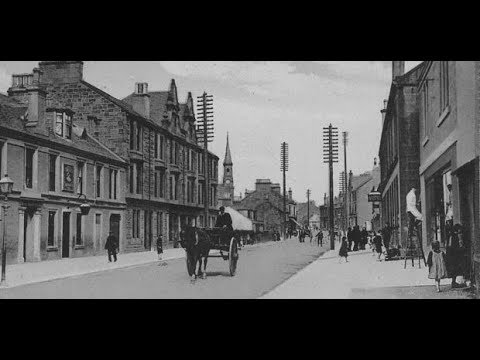 Old Photographs Bellshill North Lanarkshire Scotland