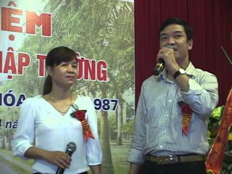 Hội khóa 84/87 Trường PTTH Trần Hưng Đạo, ngày 30/04/2014 (phần 2)