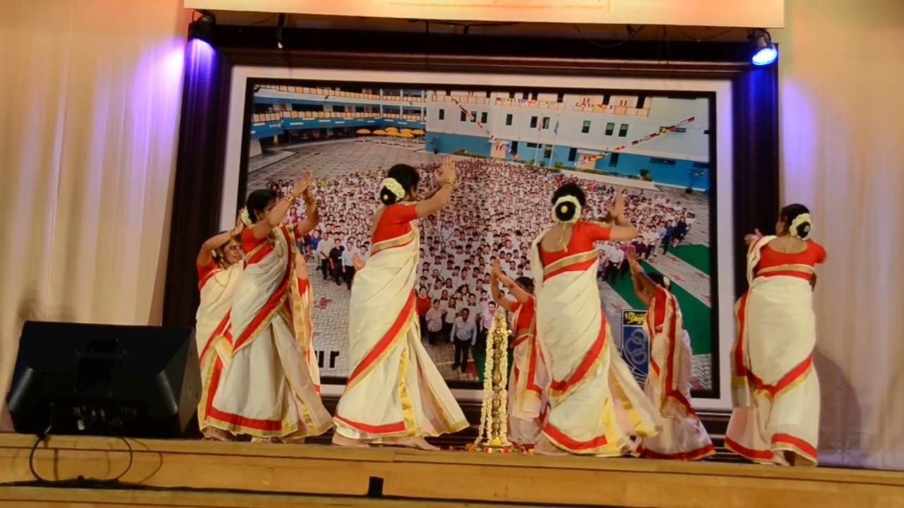 Thiruvathira By Team Aavani 2017 Viphalam The